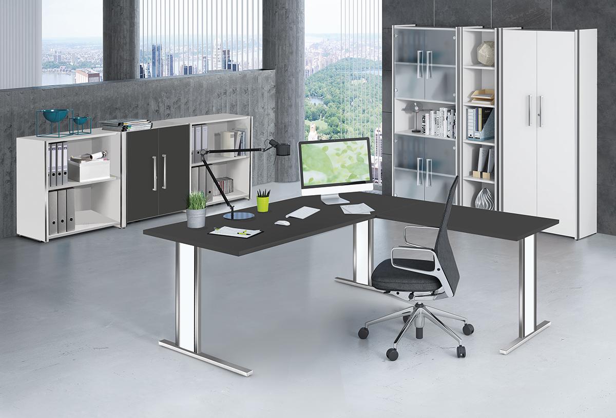 Aveto stainless-steel | Kerkmann Office Design – Büromöbel aus ...
