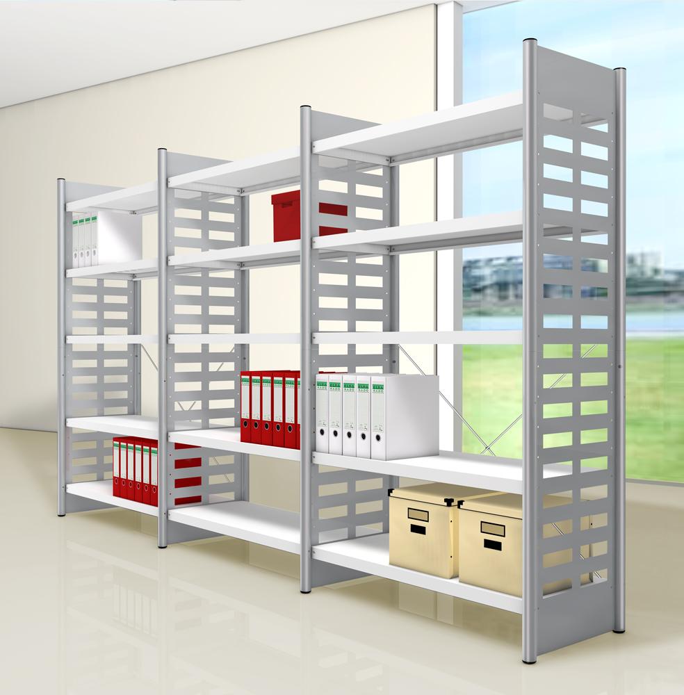 Design-Regale M2 | Kerkmann Office Design – Büromöbel aus Bielefeld