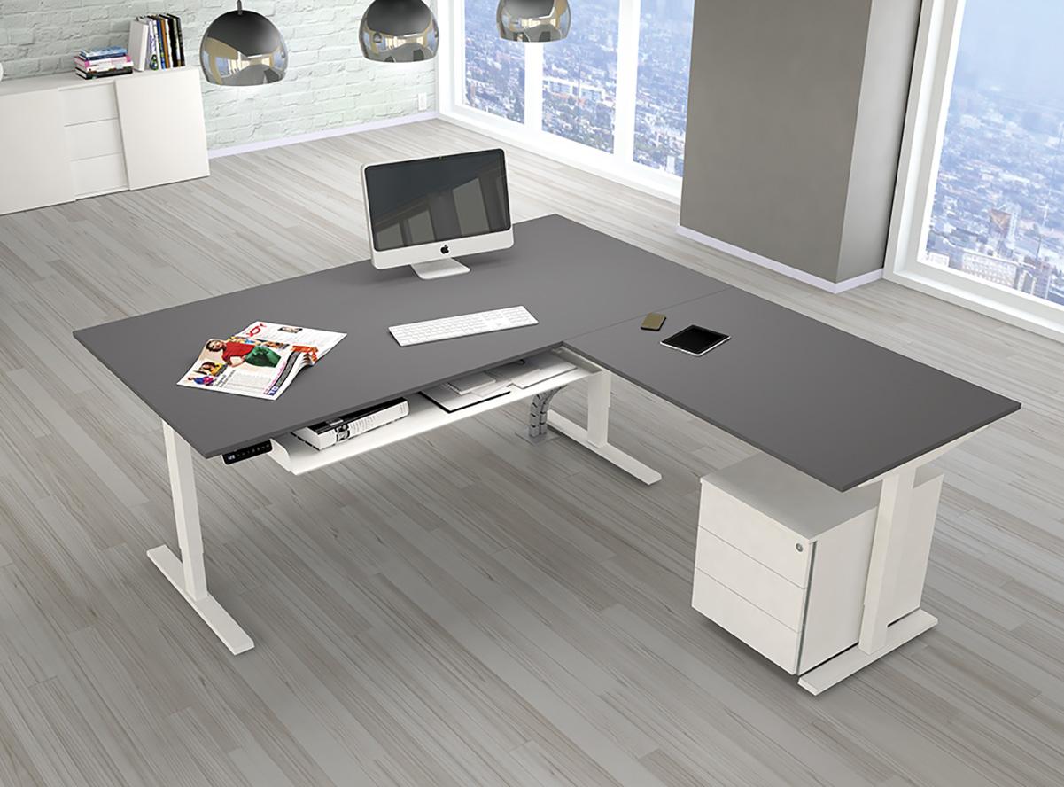 Move Sitting Standing Desk Move 3 Kerkmann Office Design