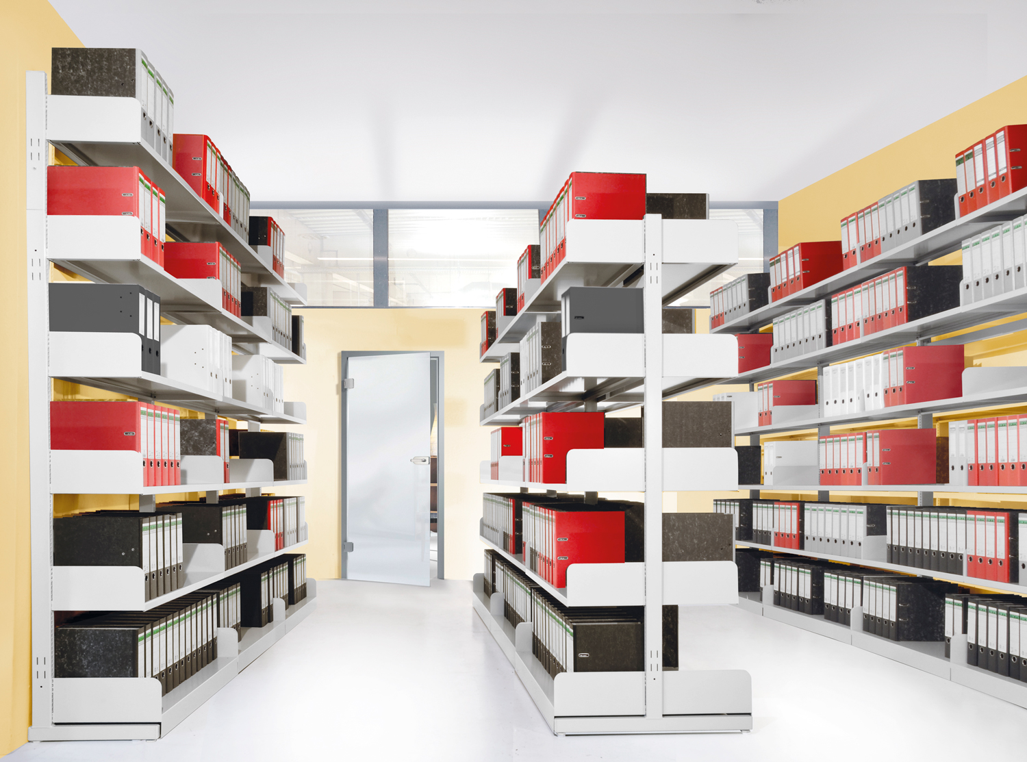 Cantilever shelving Univers | Kerkmann Office Design – Büromöbel aus ...