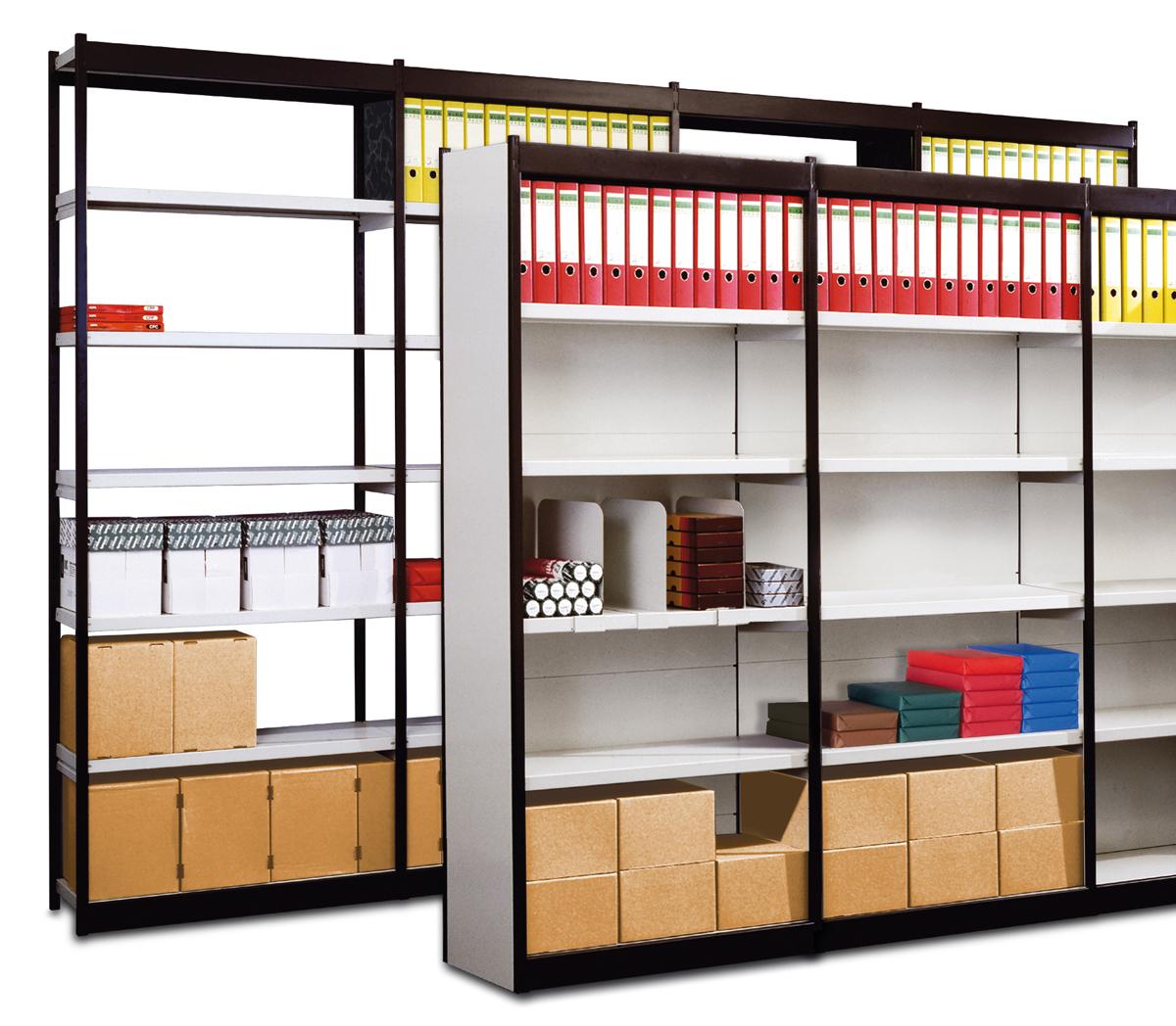 Office shelving Progress 2000 | Kerkmann Office Design – Büromöbel ...