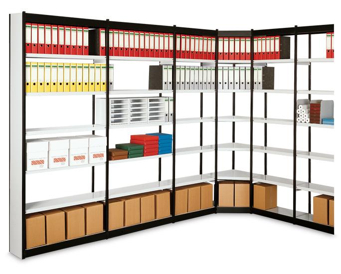 Büro-Regal Progress 2000   Kerkmann Office Design – Büromöbel aus ...