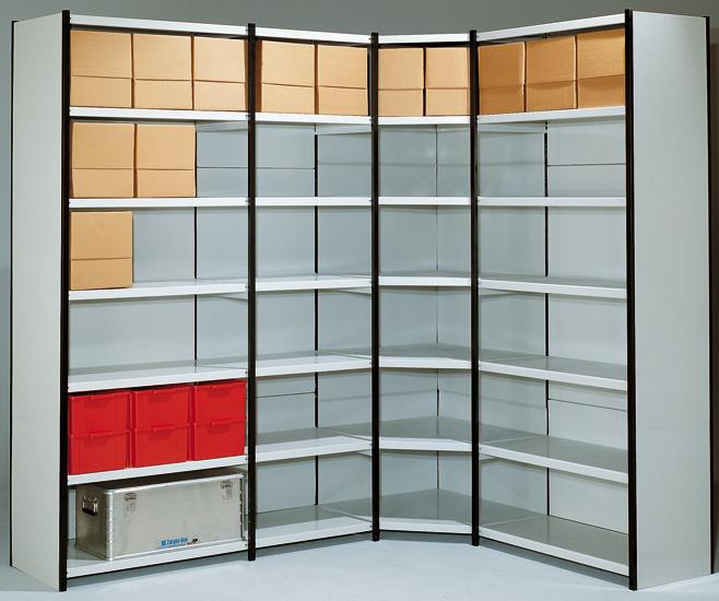 Magazin-Regal Stora 100   Kerkmann Office Design – Büromöbel aus ...