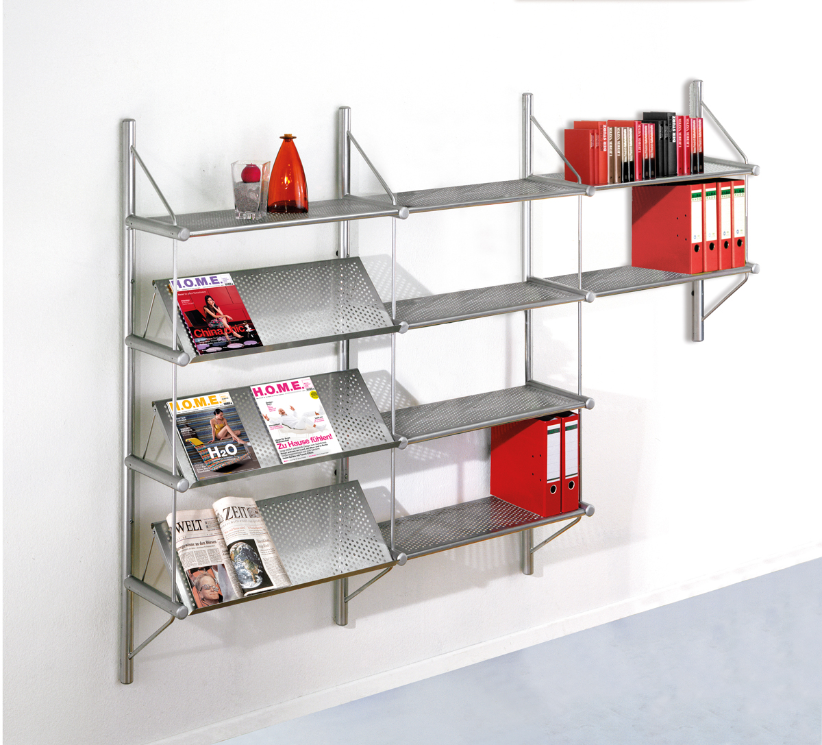 Design-Regal topline | Kerkmann Office Design – Büromöbel aus Bielefeld